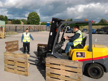 Forklift Training Midlands